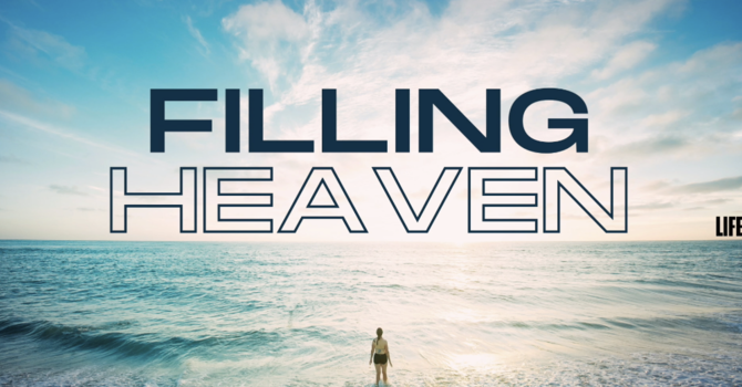 Enjoying the Journey (Filling Heaven Part 2)