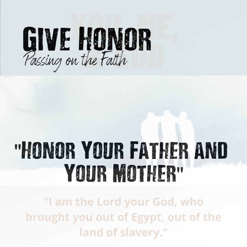 Give Honor