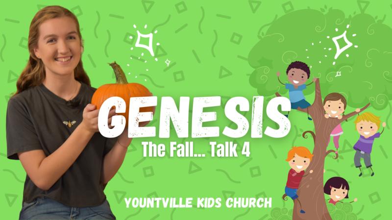 Talk 4 - The Fall