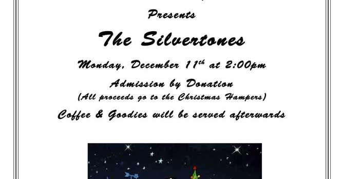 Christmas Concert with The Silvertones