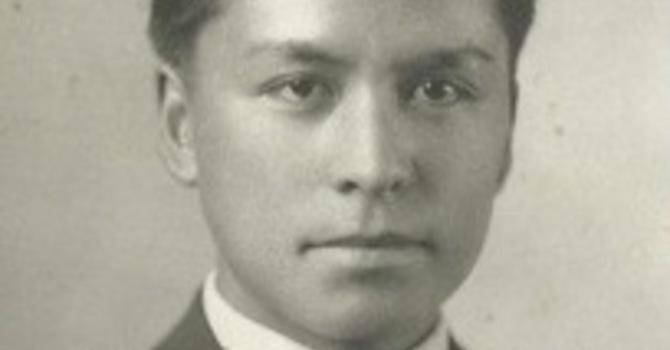 The Rev. Stan Cuthand – Plains Cree Bible Translator image