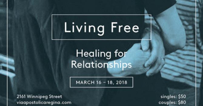 Living Free - Regina 2019