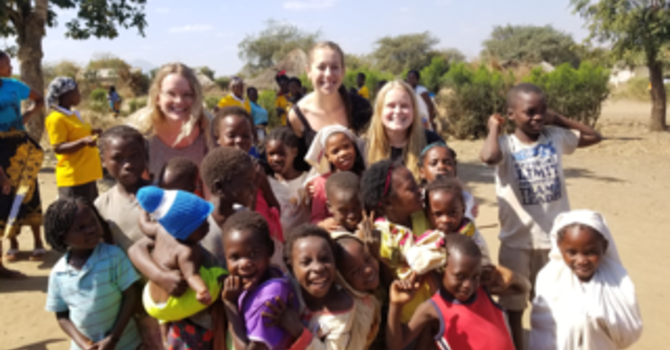Caitlin's Mission Trip to Mozambique image