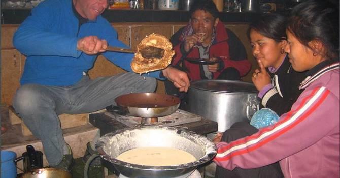 Apple Snacks to Nepal image