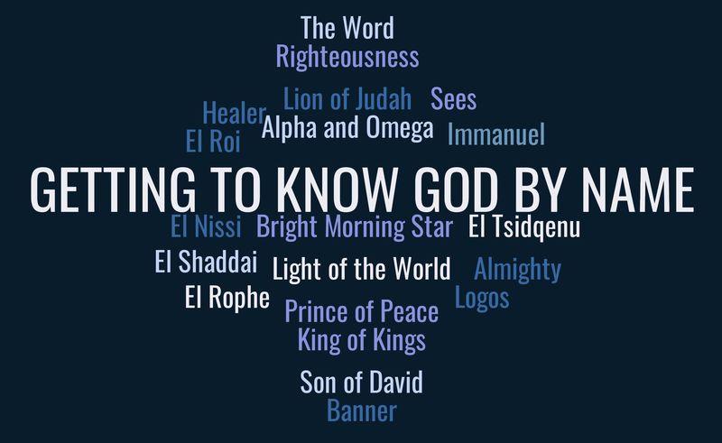 Hello Beloved! My Name is El Shaddai