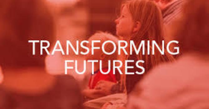 Pentecost 23 - Transforming Futures image