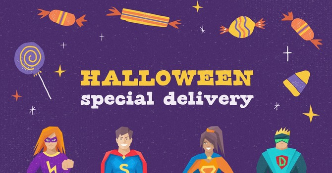 Halloween Special Delivery