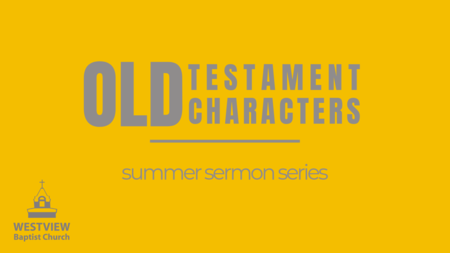 Old Testament Characters