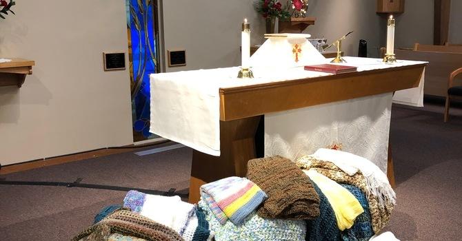 Blessing of Prayer Shawls image