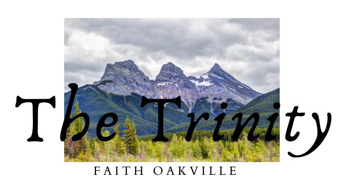 Foundation of the Christian Faith