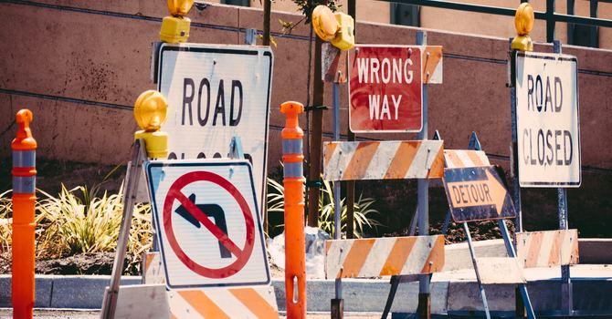 Road Closures This Sunday