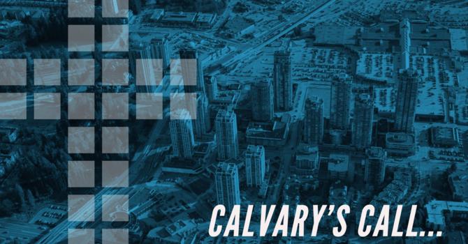 Calvary's Call to the Spiritually Poor