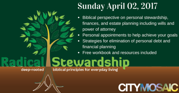 Radical Stewardship  - Clarence Mitchell