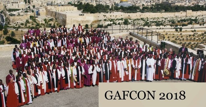 Anglicans: Historic shift in Power to GAFCON image