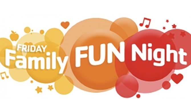 First Friday Family Fun Nights!