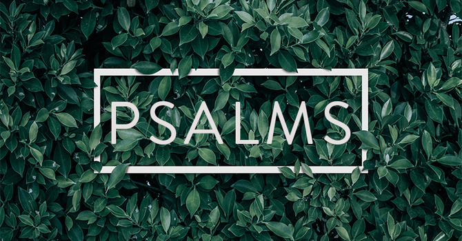 Reading the Psalms together image