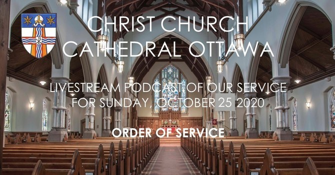 Order of Service for the Twenty First Sunday after Pentecost
