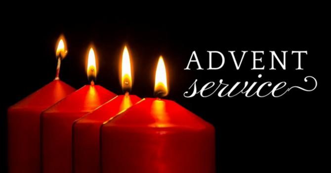 ADVENT SERVICE with choir