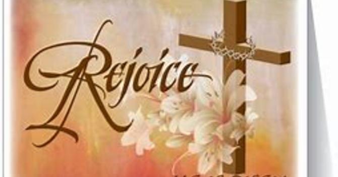 April 1, 2018 - Easter Day Sermon image