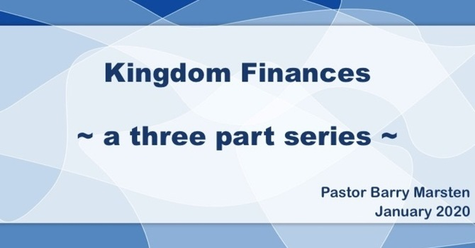 Financial Fruitfulness