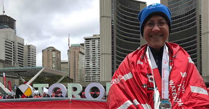 Scotiabank Toronto Waterfront Marathon Update image