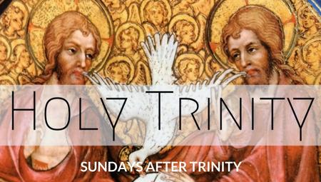 Trinity 2018