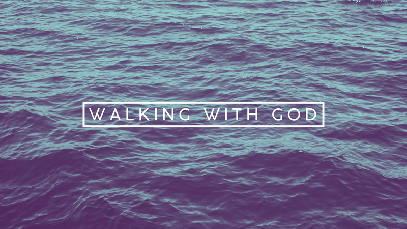 Walking With God in THIS Season of Life