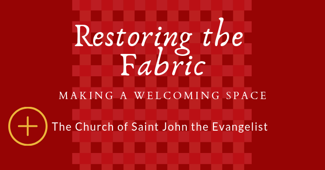 Restoring the Fabric: Projects proceeding image