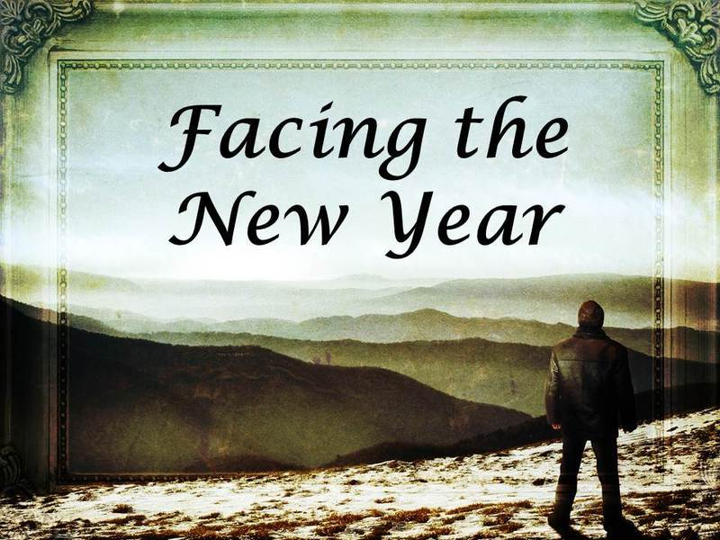 Facing the New Year