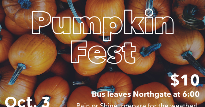 Thrive goes to Pumpkin Fest!