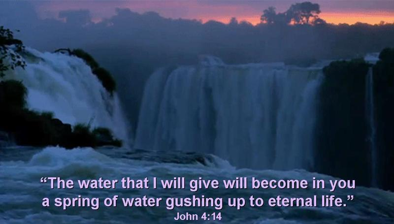 Jesus: The Living Water of Life