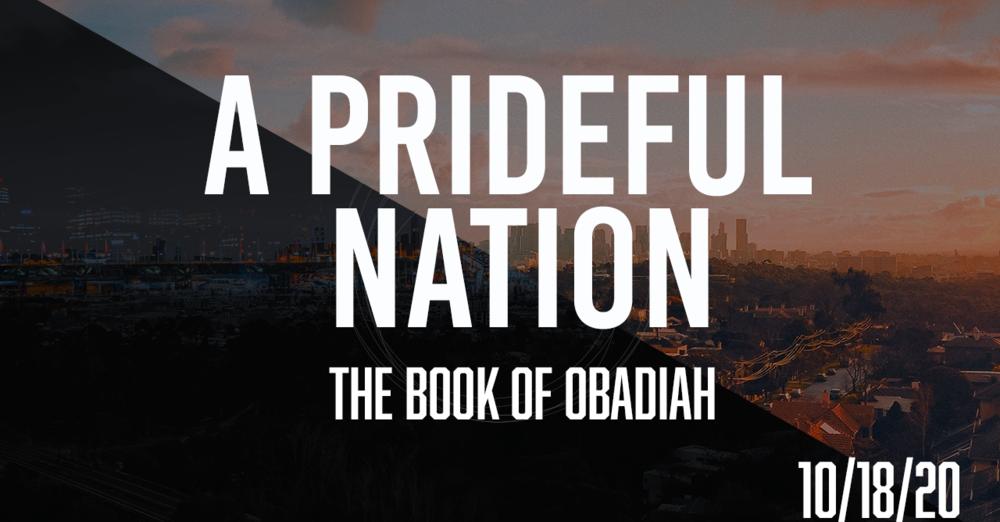 A Prideful Nation
