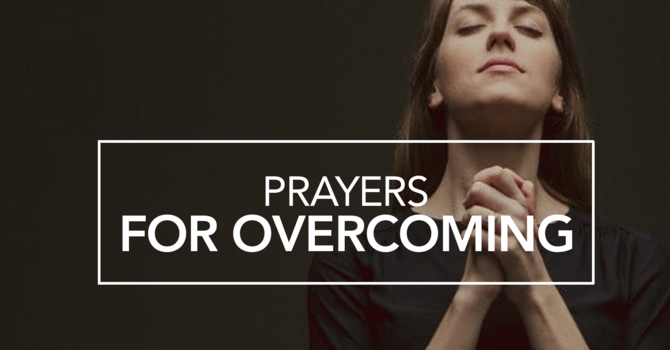 Prayers for Overcoming image