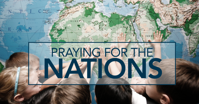 Praying for the Nations image