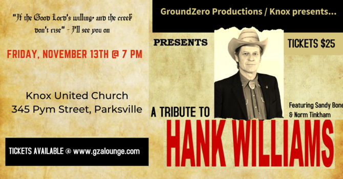 A Tribute to Hank Williams