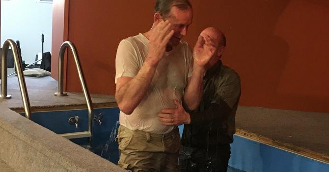 Baptismal image