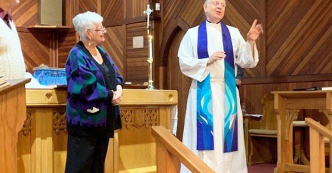 Celebrating 25 Years of Ordained Ministry image