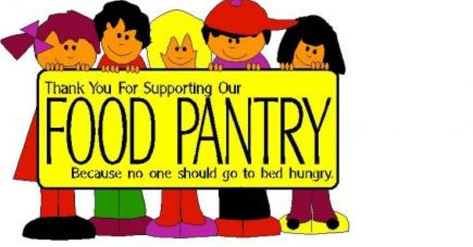 Donations needed for the 'Northwood Food Pantry' image