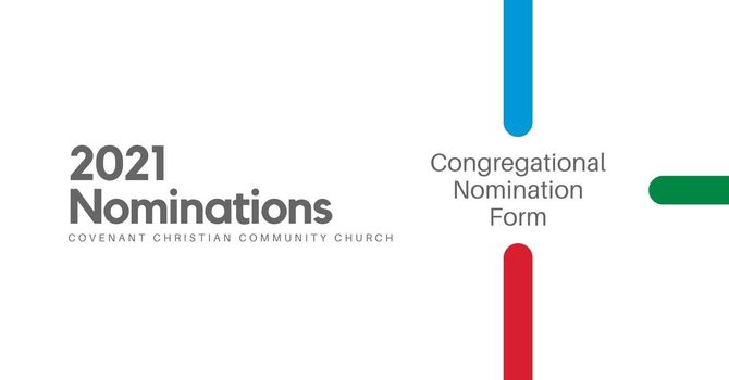 2021 Nominations image
