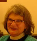 The Rev'd Cathy  Pharo