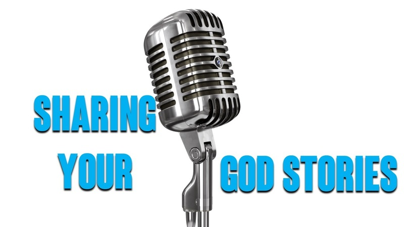 Sharing Your God Story
