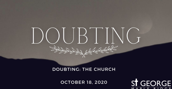 Doubting: The Church image