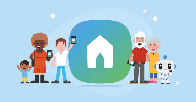 Church Center App image
