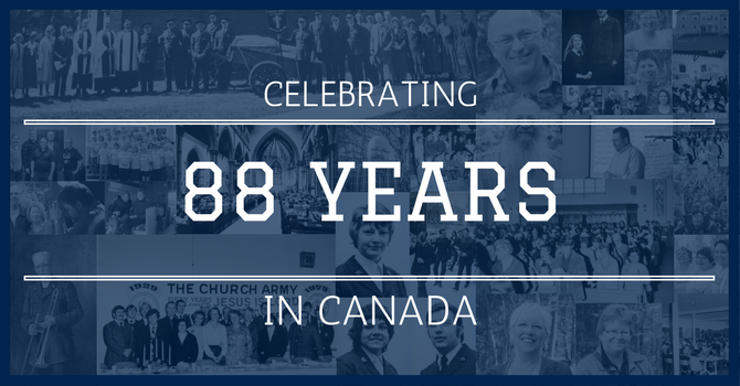 Celebrating 88 Years of Ministry in Canada image