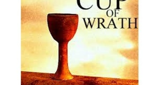 The Cup of the Wrath of God
