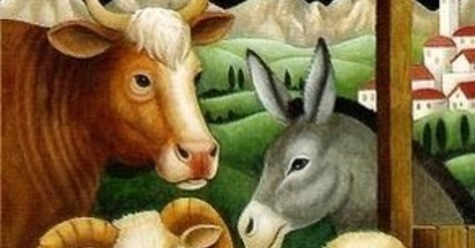 The Animals' Nativity image