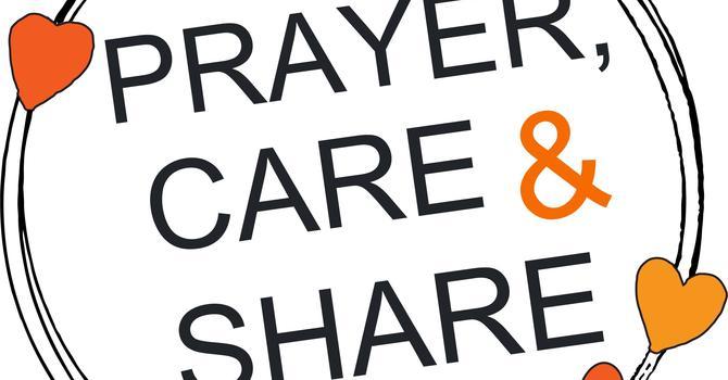 Prayer, Care & Share