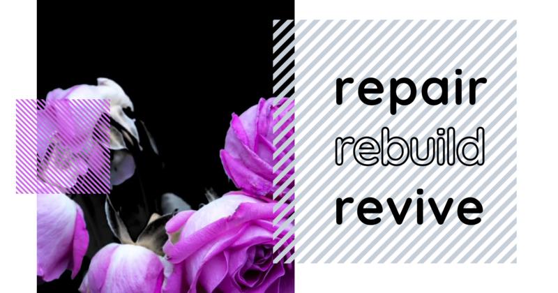 Repair Rebuild Revive