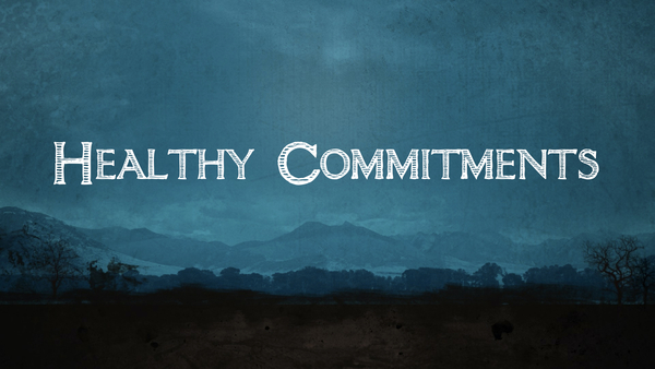 Healthy Commitments