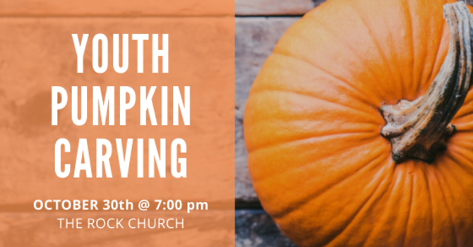 Youth Pumpkin Carving